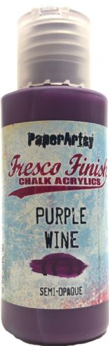 Fresco Finish - Purple Wine {Tracy Scott}